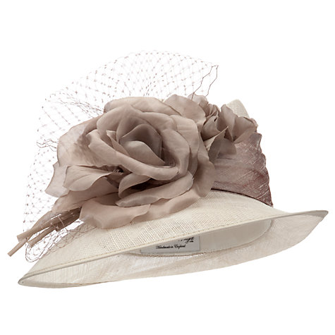 Buy Walter Wright Ruth Silk Trilby Occasion Hat Online at johnlewis.com