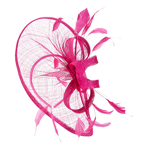 Buy Snoxells Myhat Anne Tear Drop Fascinator Online at johnlewis.com