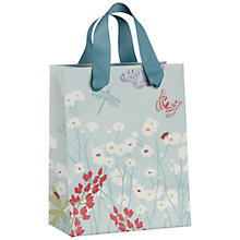 Buy John Lewis Mother's Day Butterfly Gift Bag, Multi, Mini Online at johnlewis.com