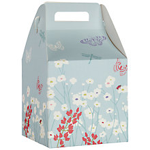 Buy John Lewis Mother's Day Butterfly Pop Up Gift Bag, Multi, Medium Online at johnlewis.com