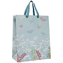 Buy John Lewis Mother's Day Butterfly Gift Bag, Multi, Medium Online at johnlewis.com