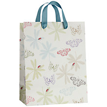 Buy John Lewis Mother's Day Butterfly Gift Bag, Multi, Small Online at johnlewis.com