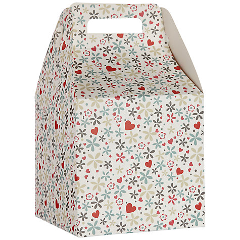 Buy John Lewis Valentine's Pop Up Gift Bag, Medium Online at johnlewis.com