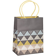 Buy John Lewis Pioneer Gift Bag, Multi, Small Online at johnlewis.com