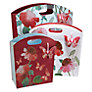 Buy John Lewis Premium Floral Gift Bag, Multi, Large Online at johnlewis.com