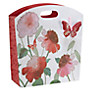 Buy John Lewis Premium Floral Gift Bag, Multi, Small Online at johnlewis.com