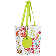 Buy John Lewis Watercolour Gift Bag, Multi, Mini Online at johnlewis.com