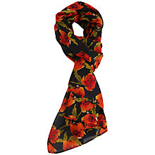 Buy Alexon Floral Print Scarf, Multi Online at johnlewis.com