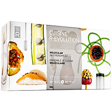 Buy Molecule-r Cuisine Gastronomy Kit Online at johnlewis.com