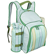 Buy John Lewis Botanist Filled 4 Person Backpack Online at johnlewis.com