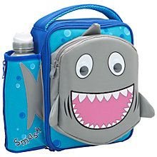 Buy Smash 3D Shark Lunch Case and Bottle Online at johnlewis.com