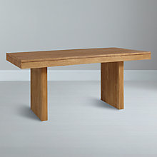 Buy John Lewis Henry 8 Seater Dining Table, L180cm Online at johnlewis.com