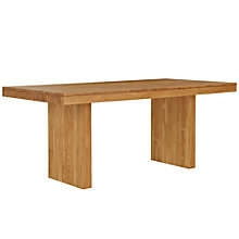 Buy John Lewis Henry 10 Seater Dining Table, L220cm Online at johnlewis.com