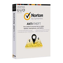 Buy Norton Anti-Theft 2013, 1 Year Protection for up to 3 devices Online at johnlewis.com
