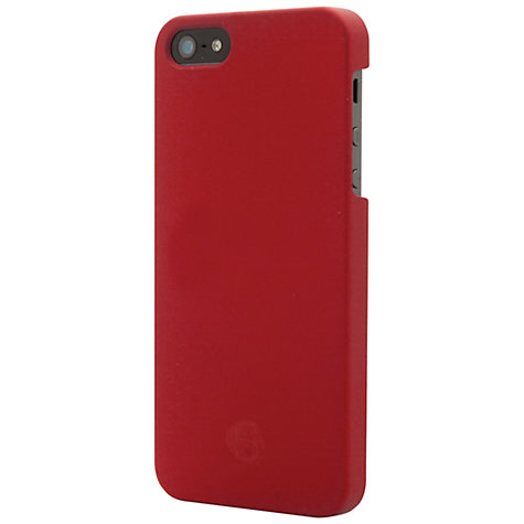 Buy Venom Signature Case for iPhone 5 & 5s, Red Online at johnlewis.com