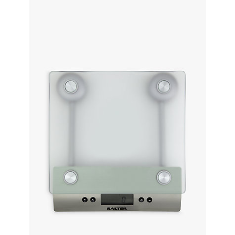 Buy Salter Aquatronic Platform Kitchen Scale, 10kg Online at johnlewis.com