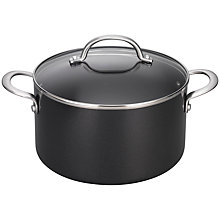 Buy Meyer Prestige Stockpot, 24cm Online at johnlewis.com