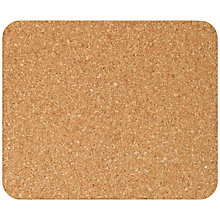 Buy John Lewis Cork Trivets,  Set of 2 Online at johnlewis.com