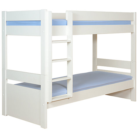 Buy Stompa Uno Plus Detachable Bunk Beds, White Online at johnlewis.com