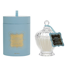 Buy Urban Apothecary Frangipan Scented Candle in a Jar Online at johnlewis.com