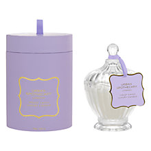 Buy Urban Apothecary Violet Cassis Scented Candle in a Jar Online at johnlewis.com