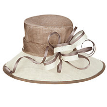 Buy John Lewis Fiona Occasion Hat, Cream Online at johnlewis.com