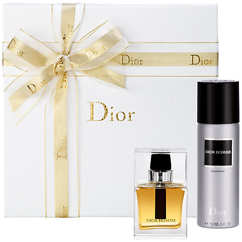 Buy Dior Homme Modern Man Gift Set, 50ml Online at johnlewis.com