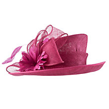 Buy John Lewis Izzy Medium Brim Occasion Hat Online at johnlewis.com