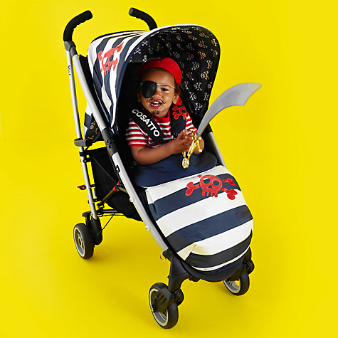 Buy Cosatto Yo! Stroller, Ahoy There Online at johnlewis.com