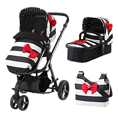 Cosatto Giggle 3 in 1 Combi Pushchair, Golightly