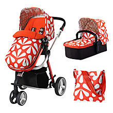 Buy Cosatto Giggle 3 in 1 Combi Pushchair, Sunny Online at johnlewis.com