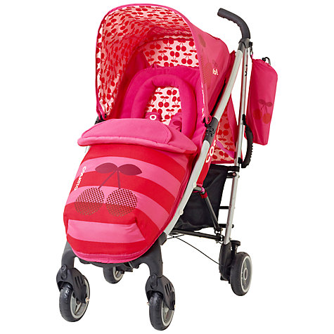 Buy Cosatto Yo! Stroller, Cherry Pop Online at johnlewis.com