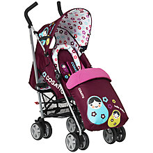 Buy Cosatto Swift Lite Supa Pushchair, Hello Dolly Online at johnlewis.com