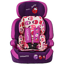 Buy Cosatto Zoomi Car Seat, Hello Dolly Online at johnlewis.com