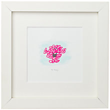 Buy Roger Hargreaves - Mr. Men, Mr Messy Framed Print, 23 x 23cm Online at johnlewis.com