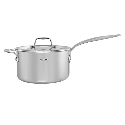 Buy Michel Roux Jr by GreenPan Saucepan Set, 3 Pieces Online at johnlewis.com