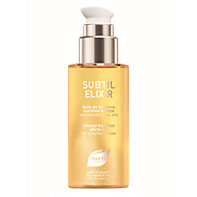 Buy Phyto Subtil Elixir Intense Nutrition Shine Oil, 75ml Online at johnlewis.com