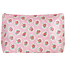 Buy Cath Kidston Lattice Rose Washbag Online at johnlewis.com