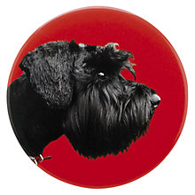 Buy Catseye Terrier Compact Mirror, Red Online at johnlewis.com