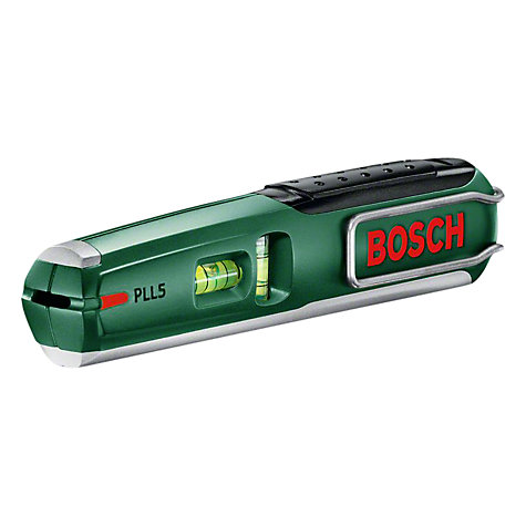 Buy Bosch PLL 5 Laser Spirit Level Online at johnlewis.com