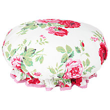 Buy Cath Kidston New Rose Bouquet Bath Hat Online at johnlewis.com