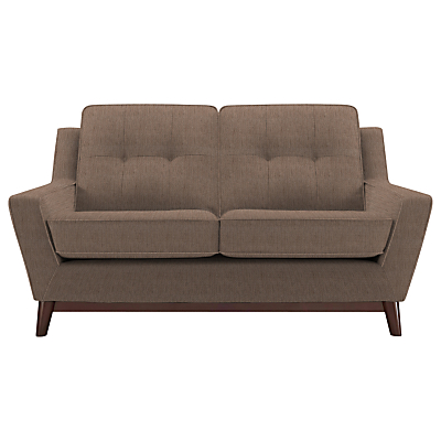 G Plan Vintage The Fifty Three Small Sofa, Weave Cocoa