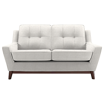 G Plan Vintage The Fifty Three Small Sofa, Weave Oatmeal