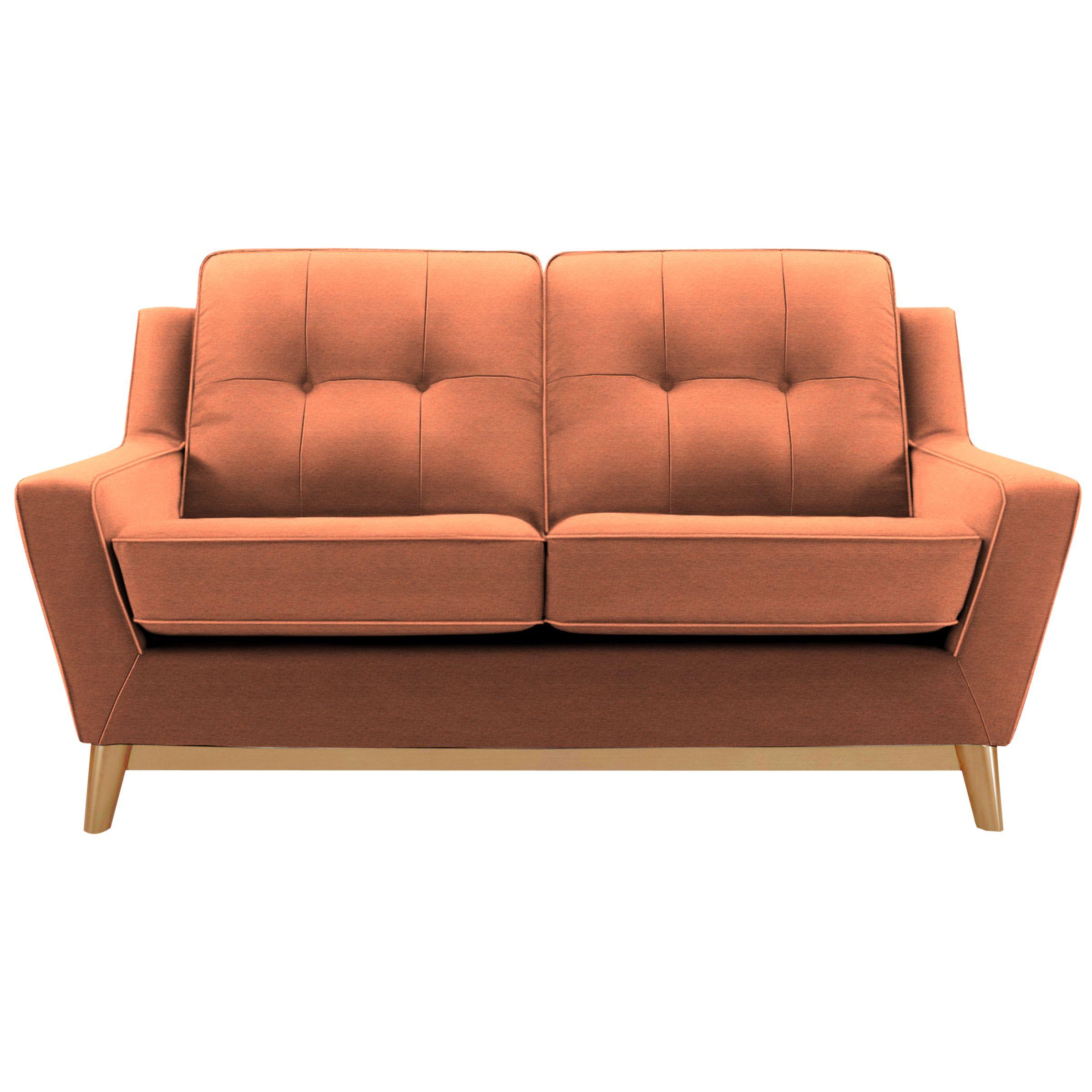G Plan Vintage The Fifty Three Small Sofa, Tonic Orange