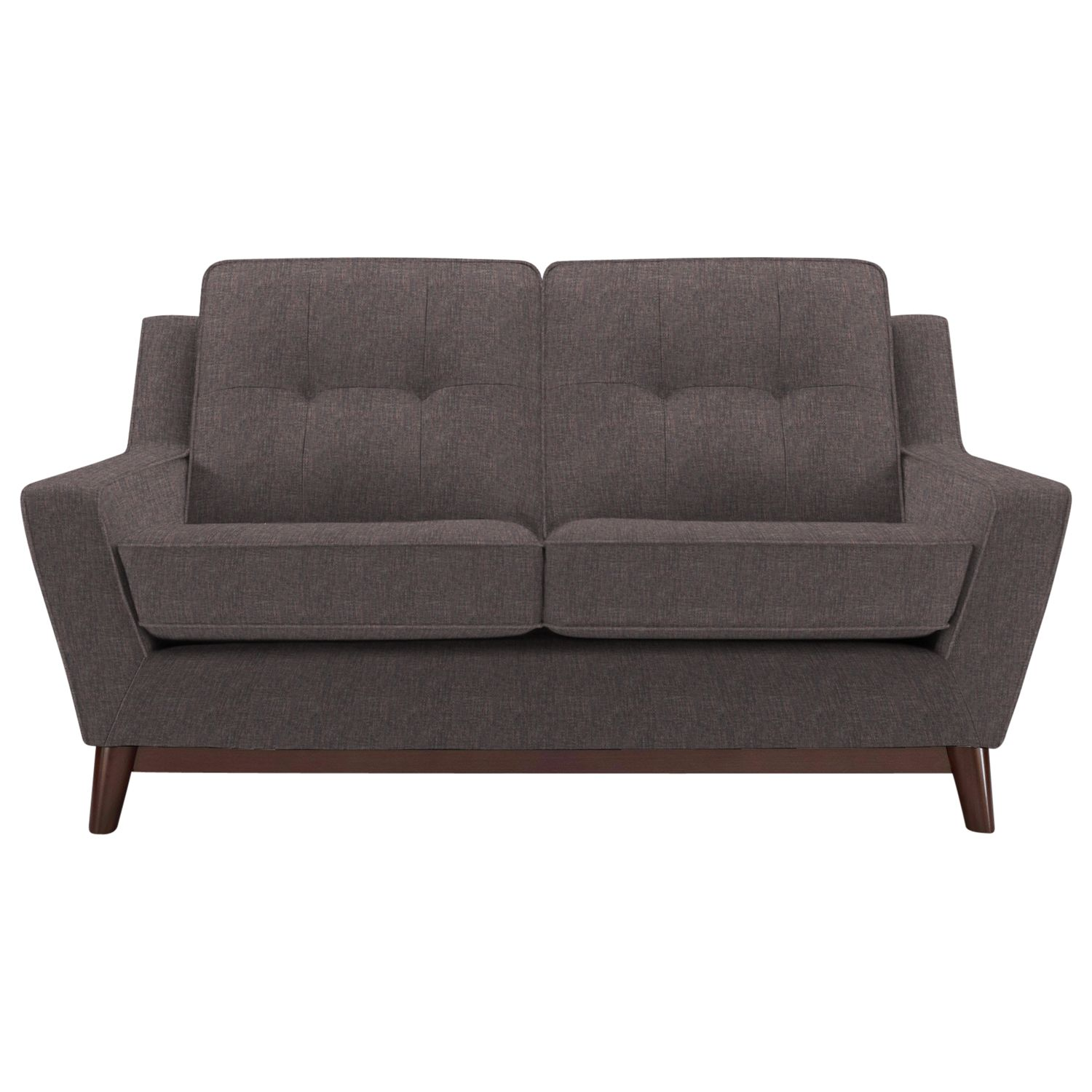 G Plan Vintage The Fifty Three Small Sofa, Marl Aubergine