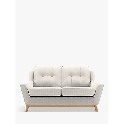 G Plan Vintage The Fifty Three Small Sofa, Marl Cream