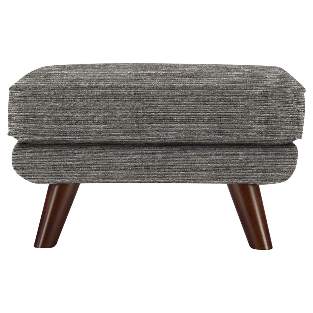 G Plan Vintage The Fifty Three Footstool, Streak Slate