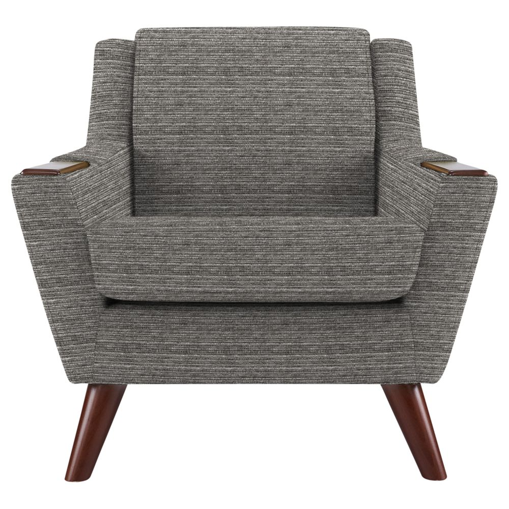 G Plan Vintage The Fifty Five Armchair, Streak Slate
