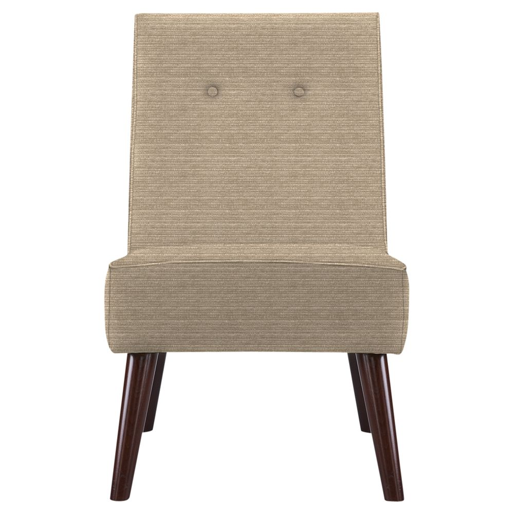 G Plan Vintage The Sixty Armchair, Streak Mushroom