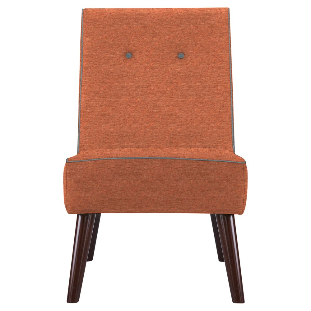 G Plan Vintage The Sixty Armchair, Tonic Orange/ Oil